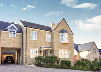 Thumbnail 4 bed detached house for sale in Red Kite Drive, Oundle, Peterborough