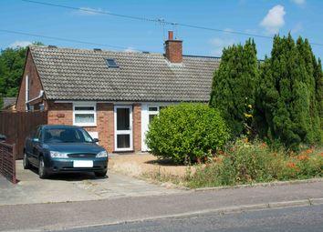 Thumbnail 3 bedroom semi-detached house for sale in Pembroke Court, Coles Road, Milton, Cambridge