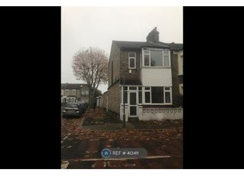 Thumbnail 4 bed end terrace house to rent in Jephson Road, London
