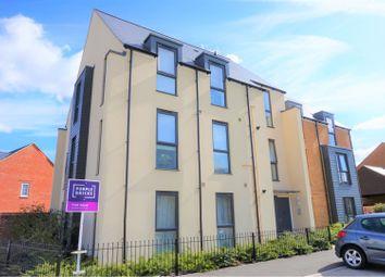 Thumbnail 2 bedroom flat for sale in 1 Holt Avenue, Brooklands, Milton Keynes