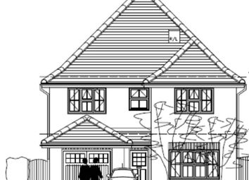 Thumbnail 5 bed detached house for sale in 'the Willow', Off Uppingham Road, Leicester