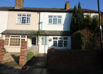 Thumbnail 3 bed terraced house to rent in Nursery Road, Southgate