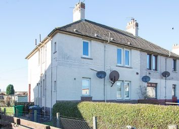 Thumbnail 2 bed flat to rent in Randolph Crescent, Boreland, Dysart, Kirkcaldy