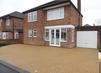 Thumbnail 3 bed detached house for sale in Longnor Road, Hazel Grove, Stockport