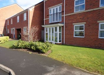 Thumbnail 2 bedroom flat to rent in Gloucester Close, Redditch