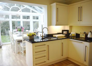 Thumbnail Detached house for sale in Chapel Road, Stockcross, Newbury