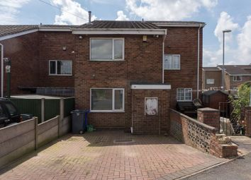 Thumbnail 2 bedroom town house for sale in Swithin Drive, Fenpark, Stoke-On-Trent