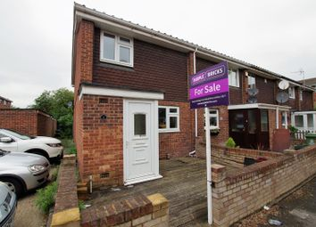 Thumbnail 3 bedroom terraced house for sale in Howden Close, London