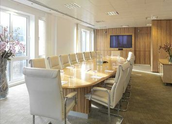 Thumbnail Serviced office to let in Amadeus House, London