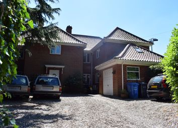 Thumbnail 7 bed detached house to rent in Lime Tree Road, Norwich