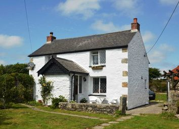 Thumbnail 2 bed cottage for sale in Carnmenellis, Redruth