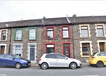 Thumbnail 3 bed terraced house for sale in Ynyscynon Road, Tonypandy