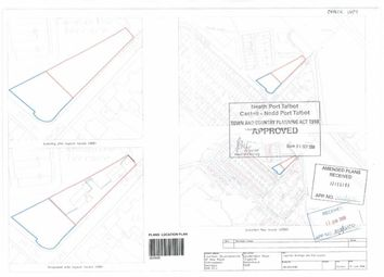 Thumbnail Land for sale in Lauderdale Road, Tairgwaith, Ammanford