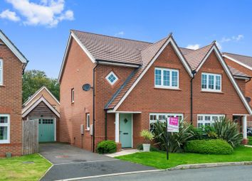 Thumbnail 3 bed semi-detached house for sale in Wigeon Place, Banks, Southport