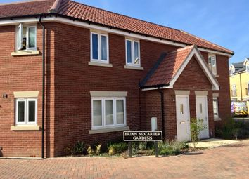 2 bed flat to rent in Brian Mc Carter Gardens, Costessey, Norwich NR8