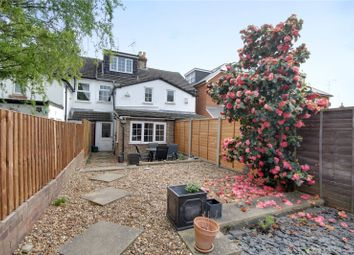 Thumbnail 3 bed terraced house for sale in High Street, Addlestone, Surrey