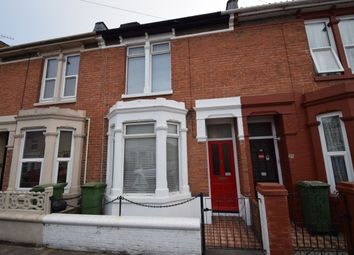 Thumbnail 3 bedroom terraced house to rent in Maxwell Road, Southsea