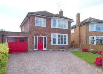 Thumbnail 4 bed detached house to rent in Garth Drive, Chester