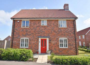 Thumbnail 3 bed semi-detached house for sale in Wilson Road, Stalham, Norfolk