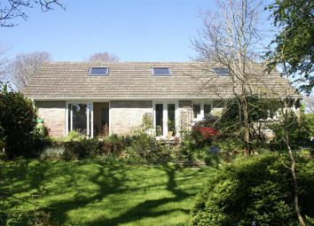 Thumbnail 4 bedroom detached bungalow for sale in Lankelly Lane, Fowey