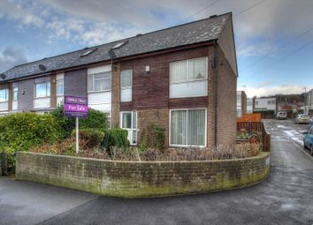 Thumbnail 3 bedroom end terrace house for sale in Glencoe Road, Sheffield