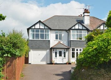 Thumbnail 4 bed semi-detached house for sale in Post Hill, Tiverton