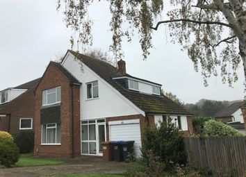 Thumbnail 3 bedroom detached house to rent in Brookside Crescent, Cuffley, Potters Bar