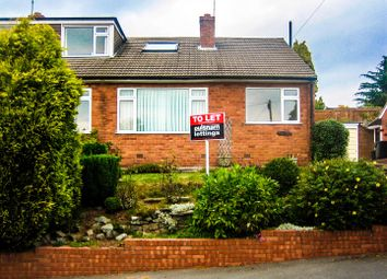 Thumbnail 2 bed bungalow to rent in Greenfield Avenue, Lickey Rock, Bromsgrove