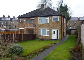 Thumbnail 3 bed semi-detached house for sale in Birch Close, West Bowling, Bradford