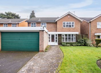 Thumbnail 4 bed detached house to rent in Norfolk Road, Edgbaston