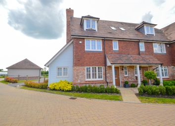 Cyril West Lane, Ditton, Aylesford ME20. 4 bed semi-detached house