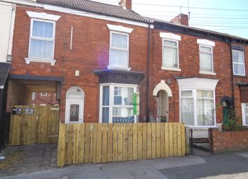 4 bed terraced house for sale in Lambert Street, Hull HU5