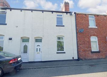 Thumbnail 2 bed terraced house for sale in East View, Castletown, Sunderland