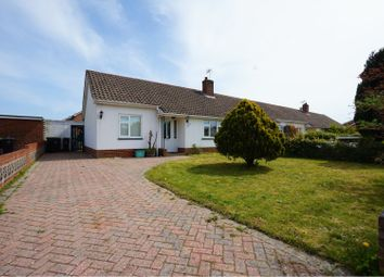 Thumbnail 2 bedroom semi-detached bungalow for sale in Barns Road, Ferndown
