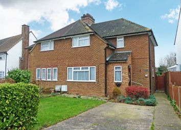 Thumbnail 3 bed semi-detached house for sale in Sleapshyde Lane, Smallford, St.Albans