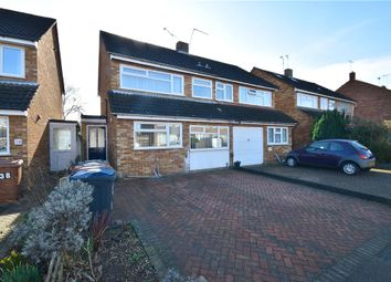 Thumbnail 3 bed semi-detached house to rent in Stortford Hall Park, Bishop's Stortford