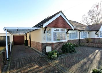 Thumbnail 2 bedroom bungalow for sale in Kingsway, Stanwell, Staines