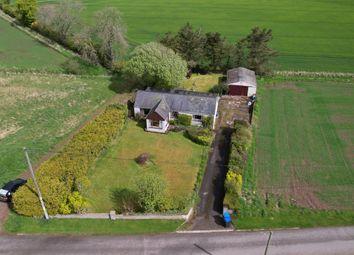 Thumbnail 3 bed bungalow for sale in Upper Burnhead Croft, Burnhead, Montrose