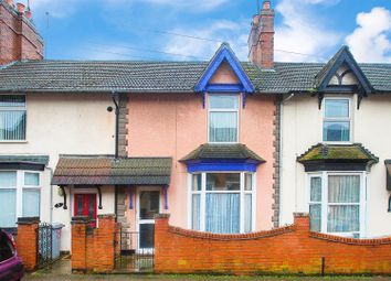 3 bed terraced house for sale in Melton Street, Kettering NN16