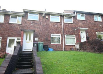 Thumbnail 3 bed terraced house for sale in Greenmeadow Way, St. Dials, Cwmbran