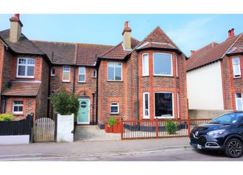 4 bed semi-detached house for sale in Peel Road, Gosport PO12