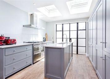 3 bed terraced house for sale in Boston Place, Marylebone, London NW1