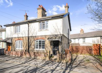 Thumbnail 3 bedroom semi-detached house for sale in Widford Road, Chelmsford