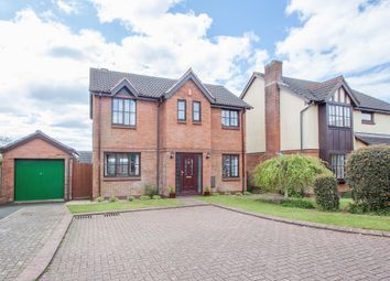 Thumbnail 3 bedroom detached house for sale in Trendlewood Road, Woolwell, Plymouth