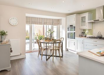 """Thumbnail 4 bedroom detached house for sale in """"Layton"""" at The Causeway, Petersfield"""