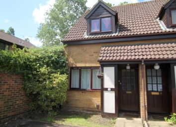 Thumbnail 2 bed end terrace house to rent in Briar Walk, West Byfleet, Surrey
