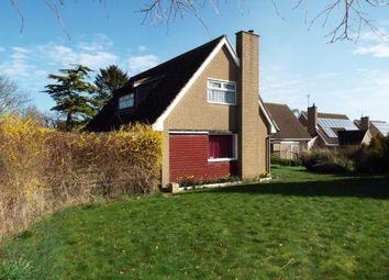 Thumbnail 3 bed bungalow for sale in Park Road, Stevington, Bedford, Bedfordshire