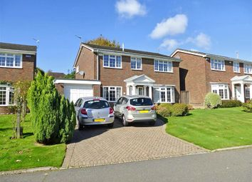 Thumbnail 4 bed detached house for sale in Woodside, Crowborough, East Sussex
