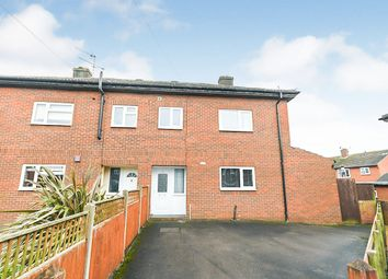 Thumbnail 2 bed semi-detached house for sale in Byron Close, Grassmoor, Chesterfield, Derbyshire