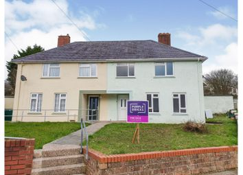 Thumbnail 3 bed semi-detached house for sale in Beaufort Road, Pembroke
